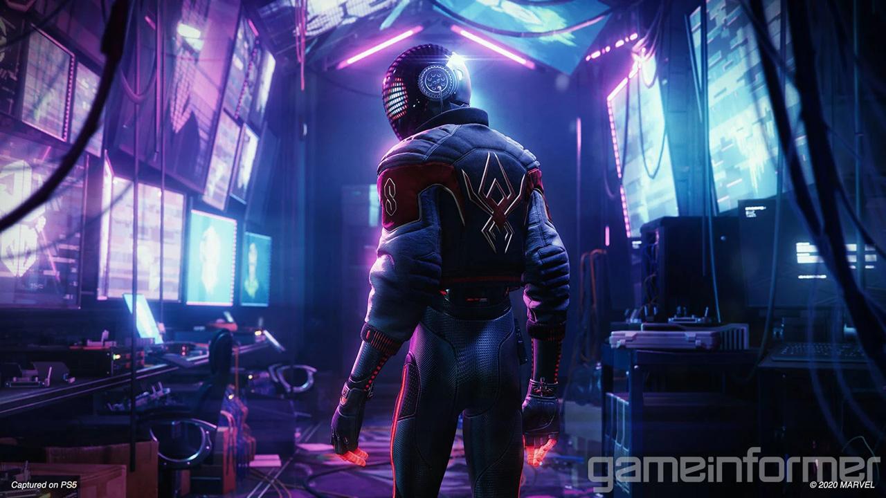 marvels spider man miles morales ps5 gameinformer 1