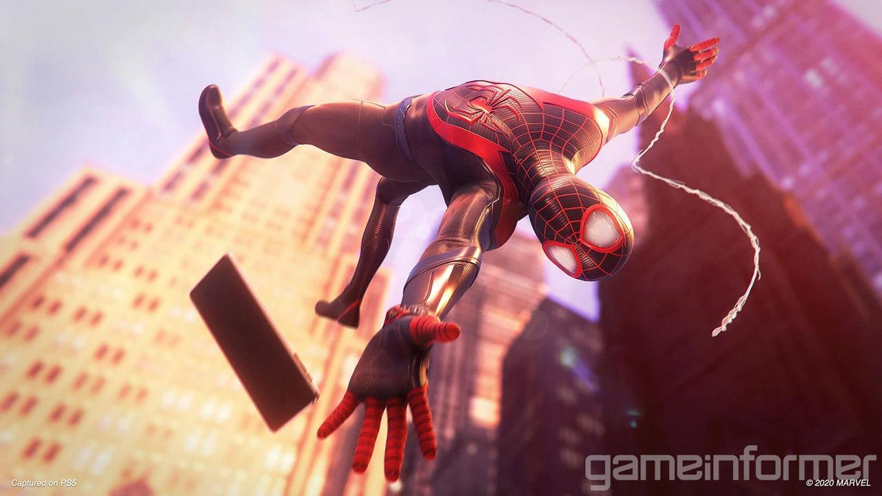 marvels spider man miles morales ps5 gameinformer 11