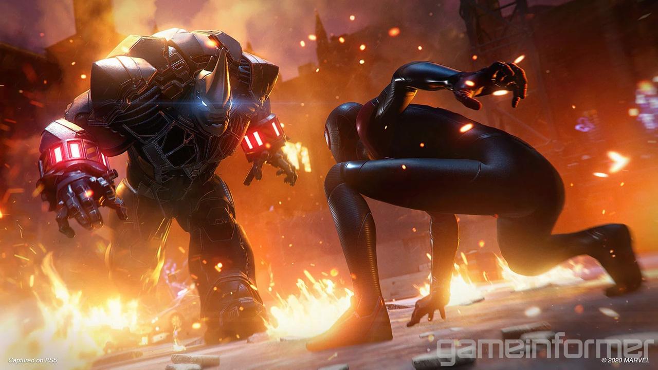 marvels spider man miles morales ps5 gameinformer 6