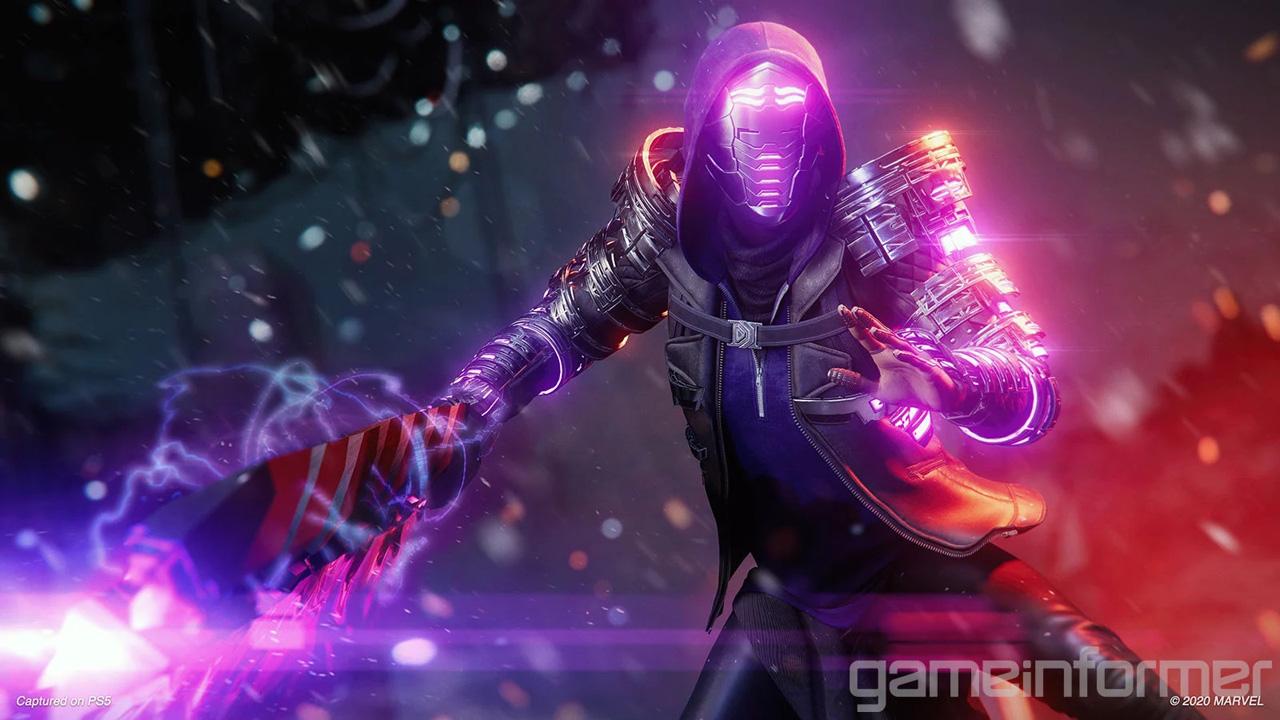 marvels spider man miles morales ps5 gameinformer 8