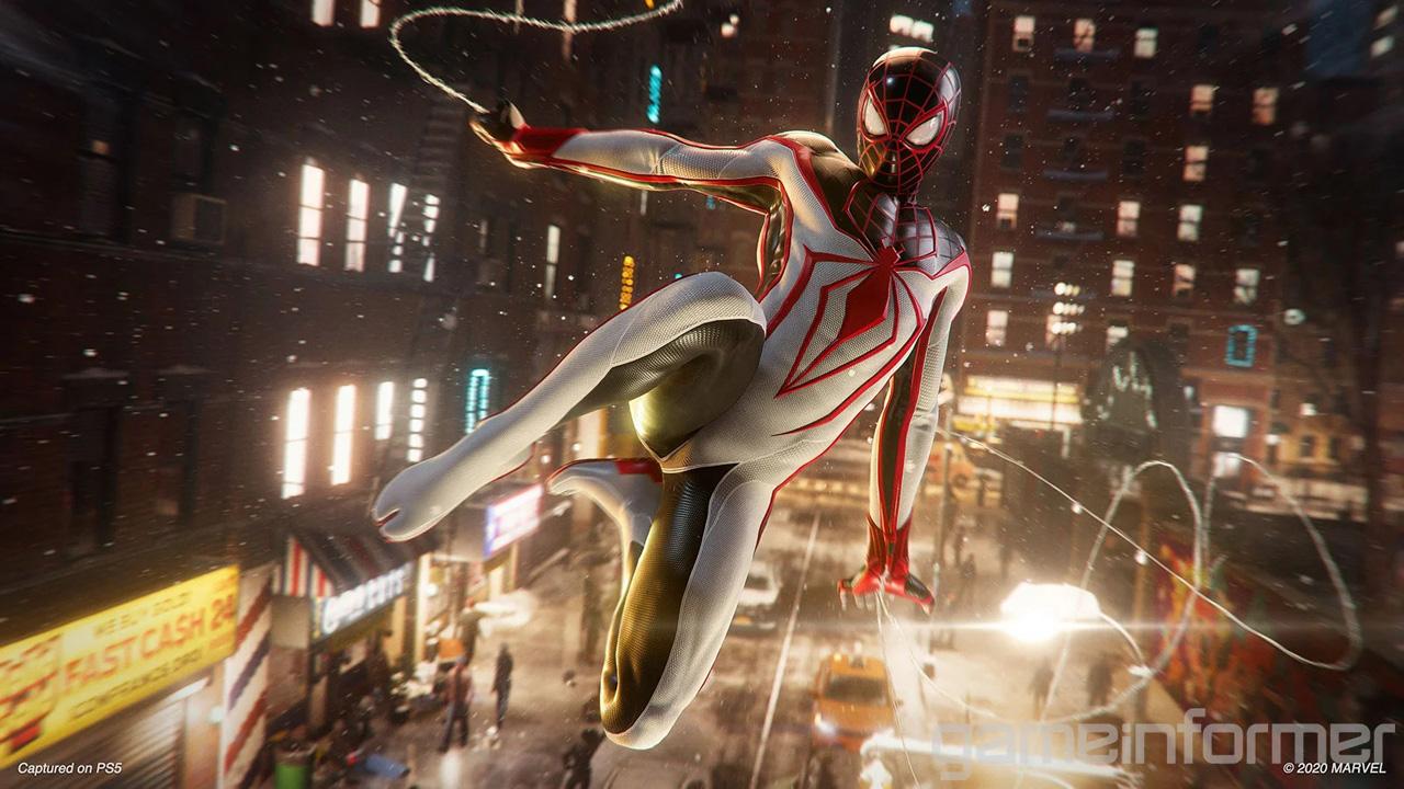 marvels spider man miles morales ps5 gameinformer 9