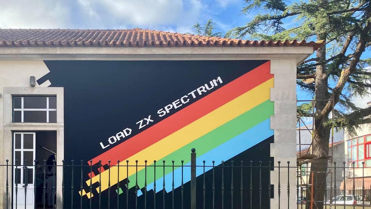 Museu Load ZX Spectrum