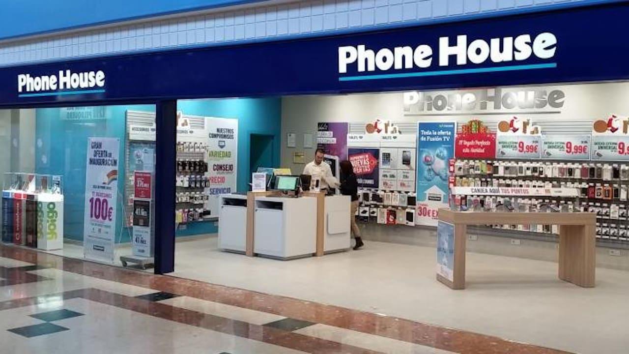 Phone House lojas
