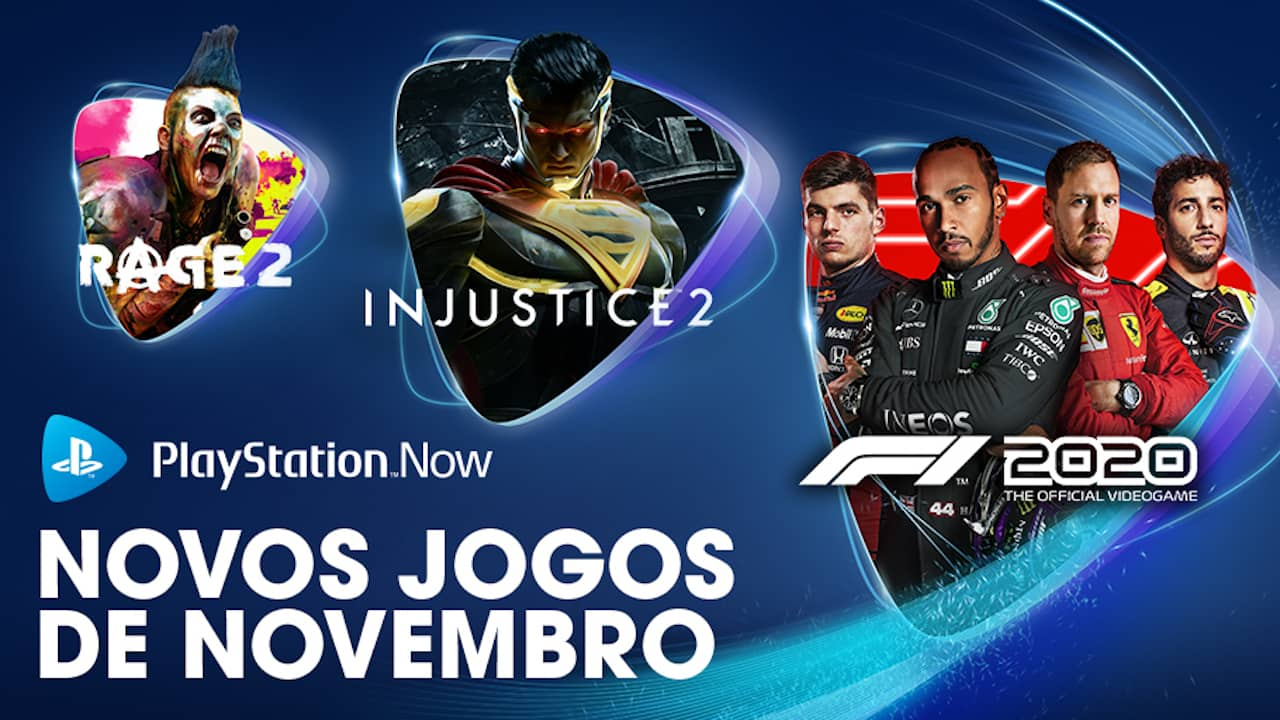 PlayStation Now novembro