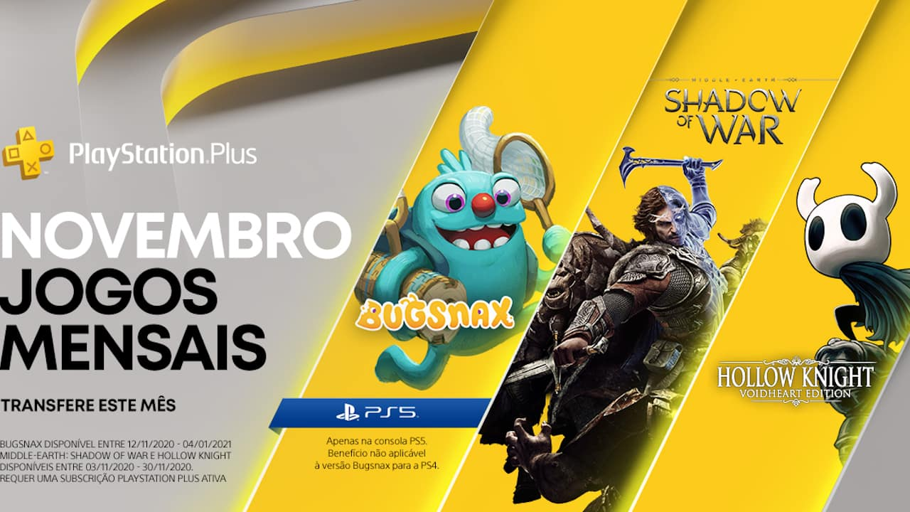 Bugsnax PlayStation Plus