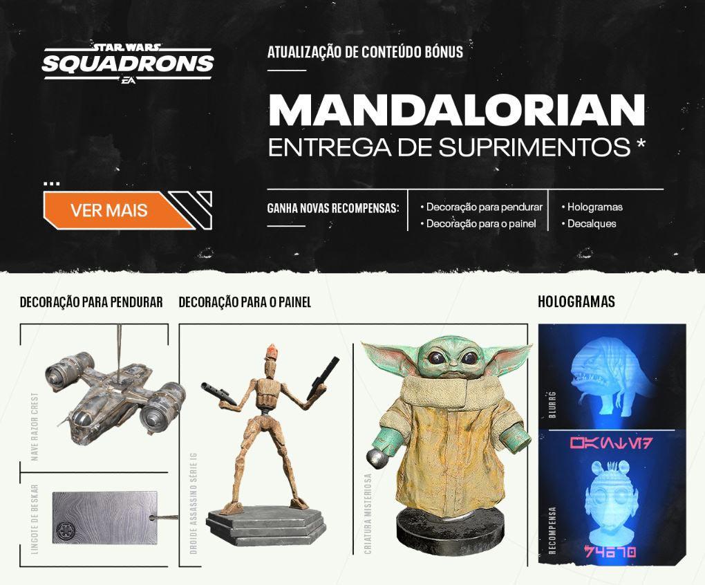 Star Wars Squadrons Mandalorian
