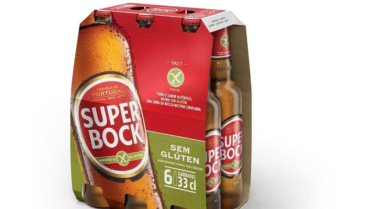 Super Bock Sem Glúten