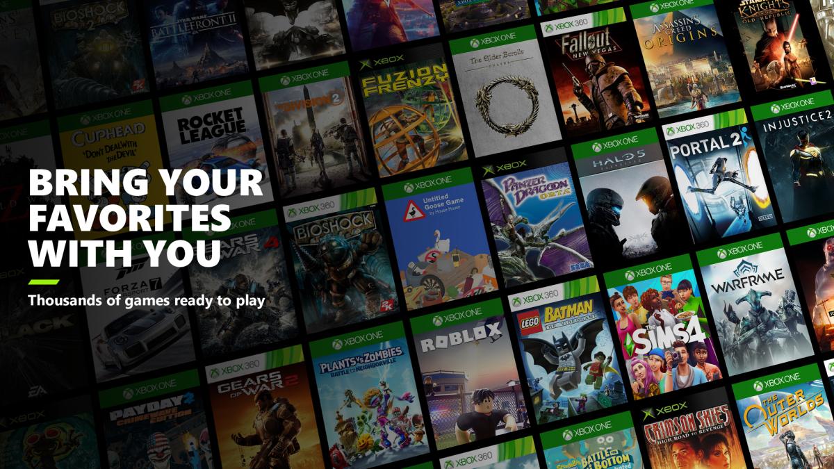 Xbox Series X e Series S retrocompatibilidade
