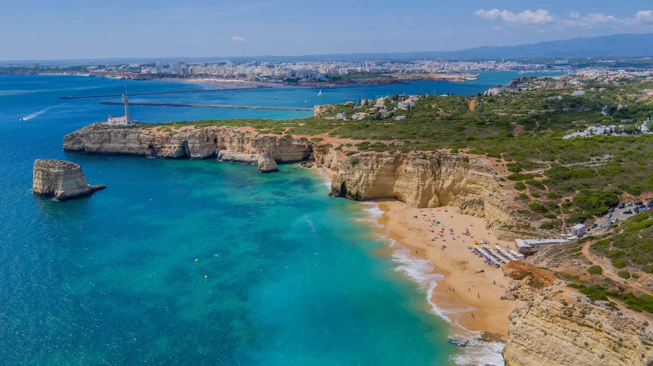 Algarve - Melhor Destino de Praia do Mundo