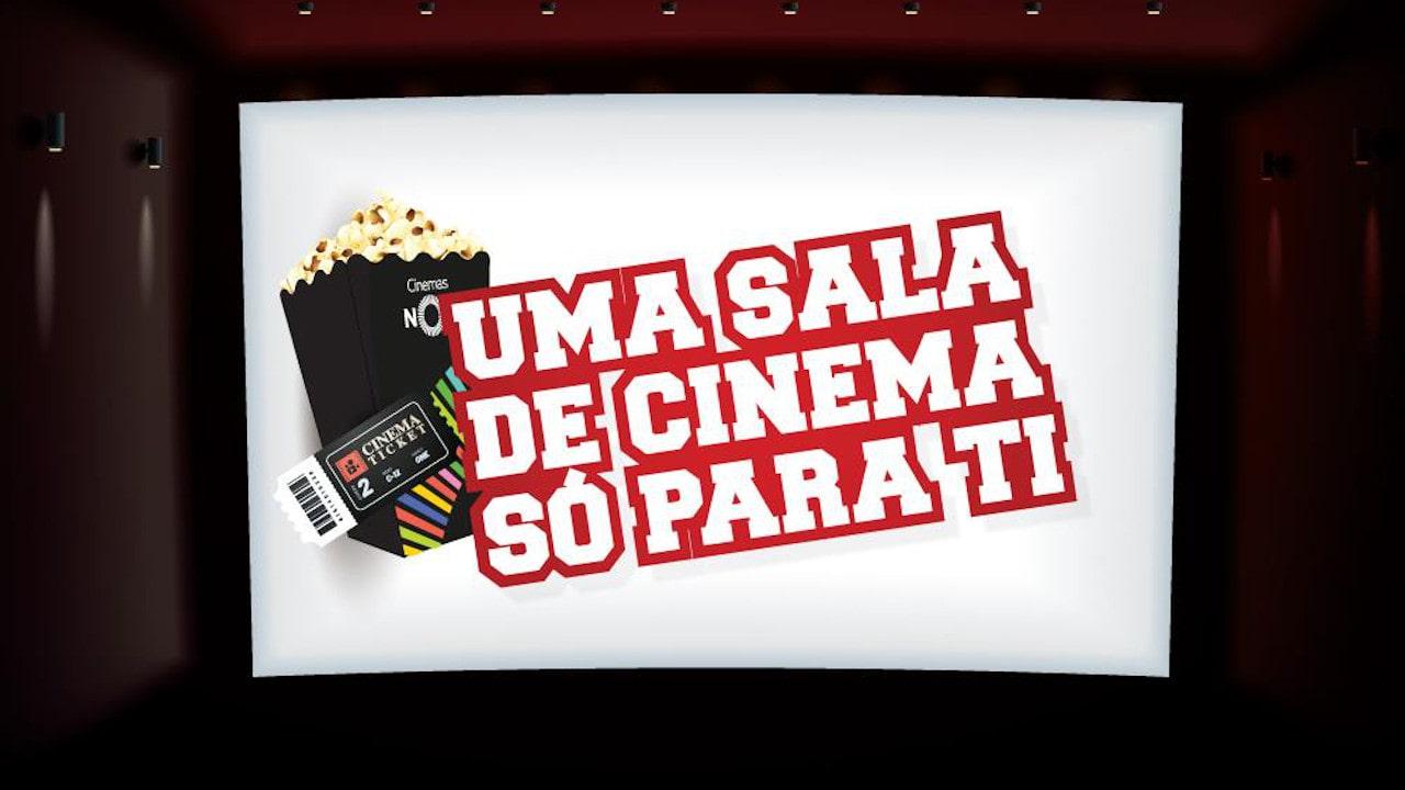 Cinemas NOS aluguer