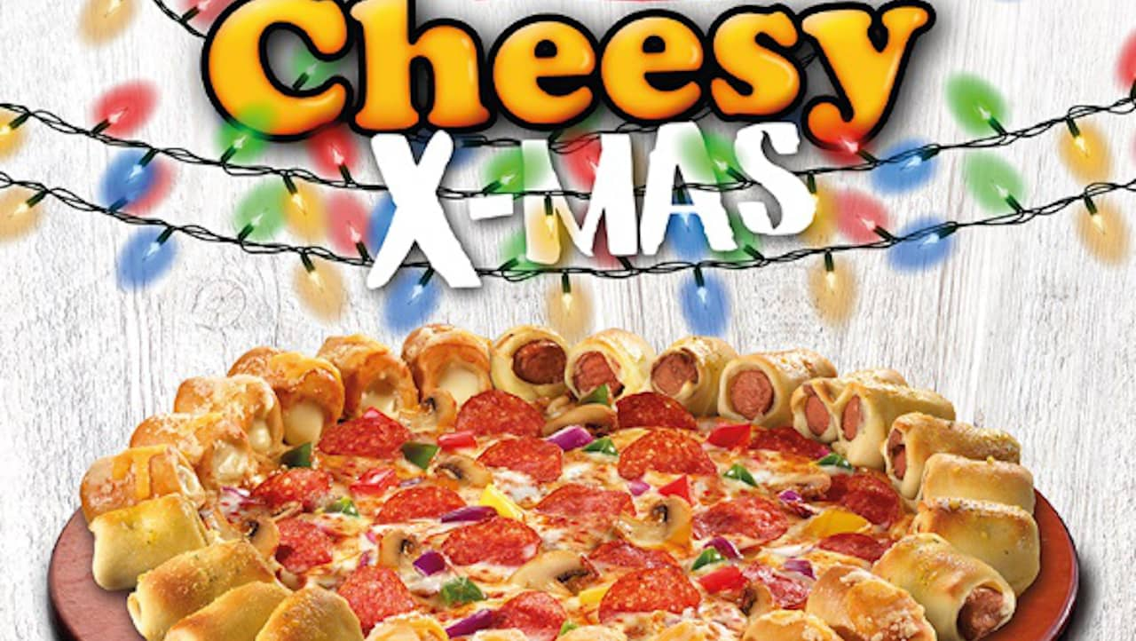 Pizza Hut Cheesy Bites