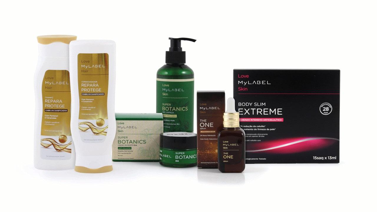 Mylabel higiene beleza