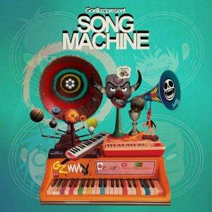 gorillaz - song machine season one strange timez