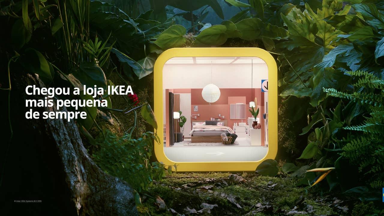 os clientes IKEA