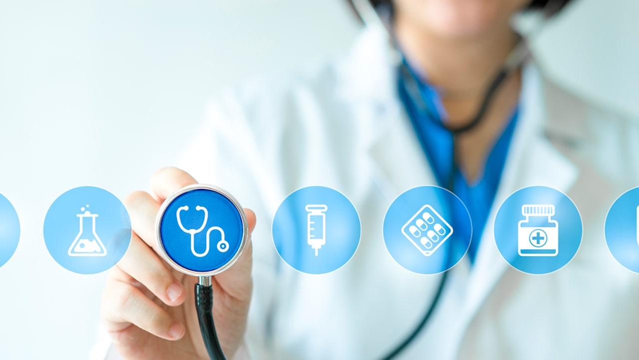 setor saúde