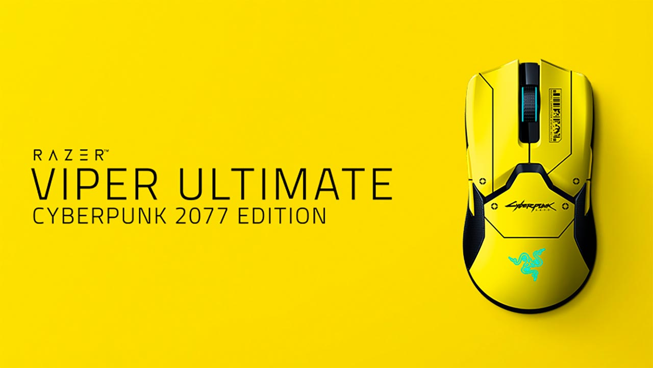 razer viper ultimate cyberpunk 2077 1