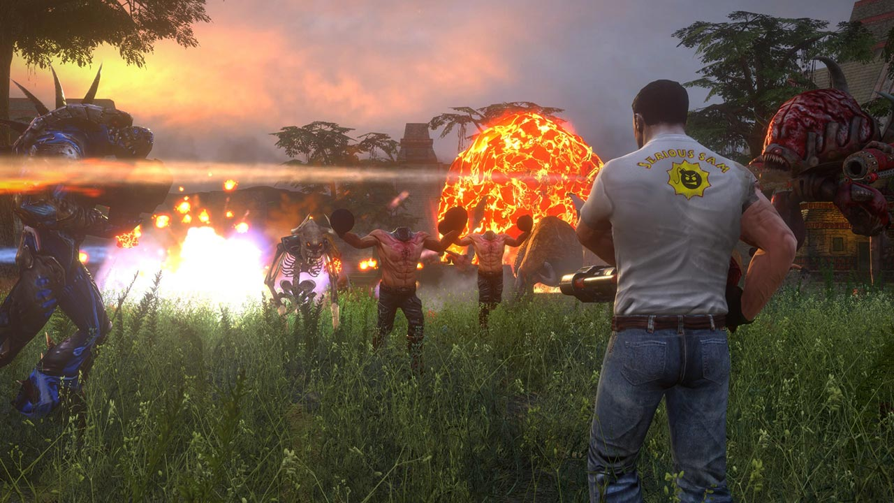 Serious Sam HD Collection