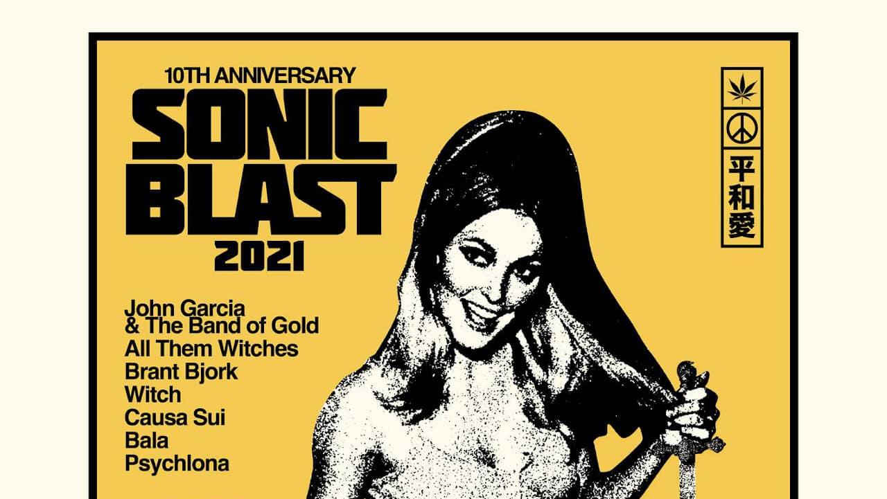 Sonic Blast 2021