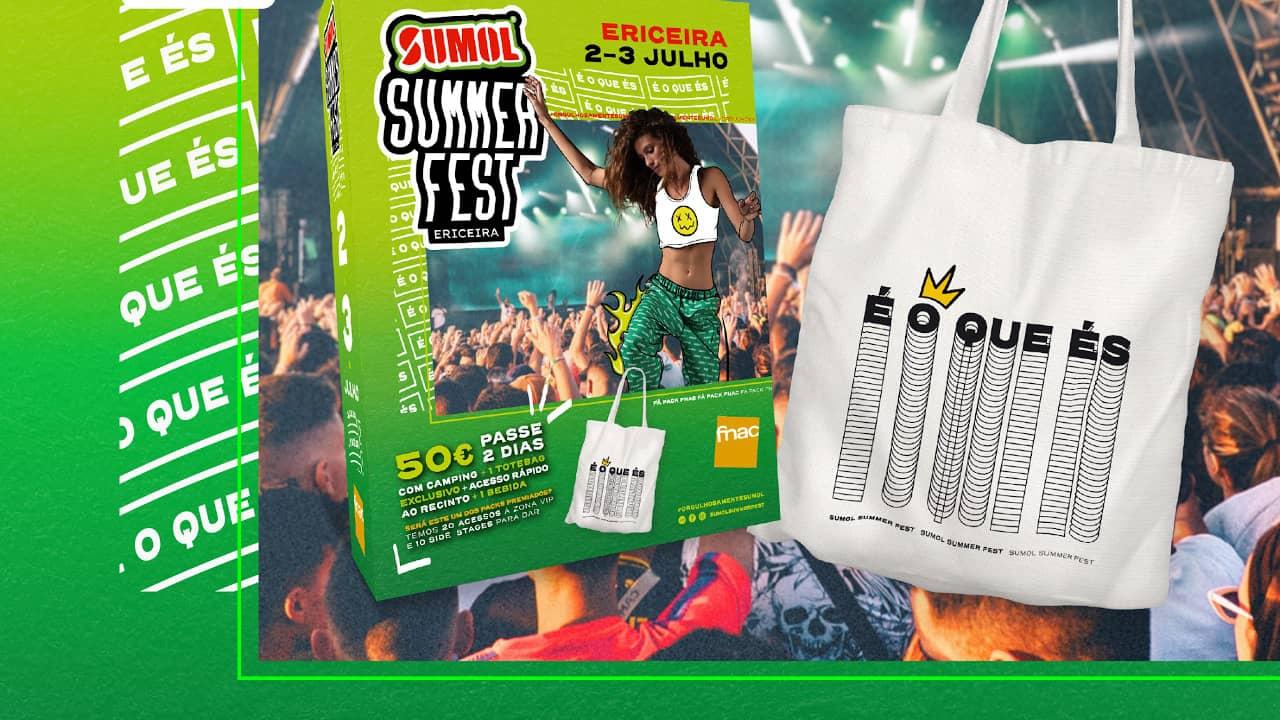 FNAC Sumol Summer Fest