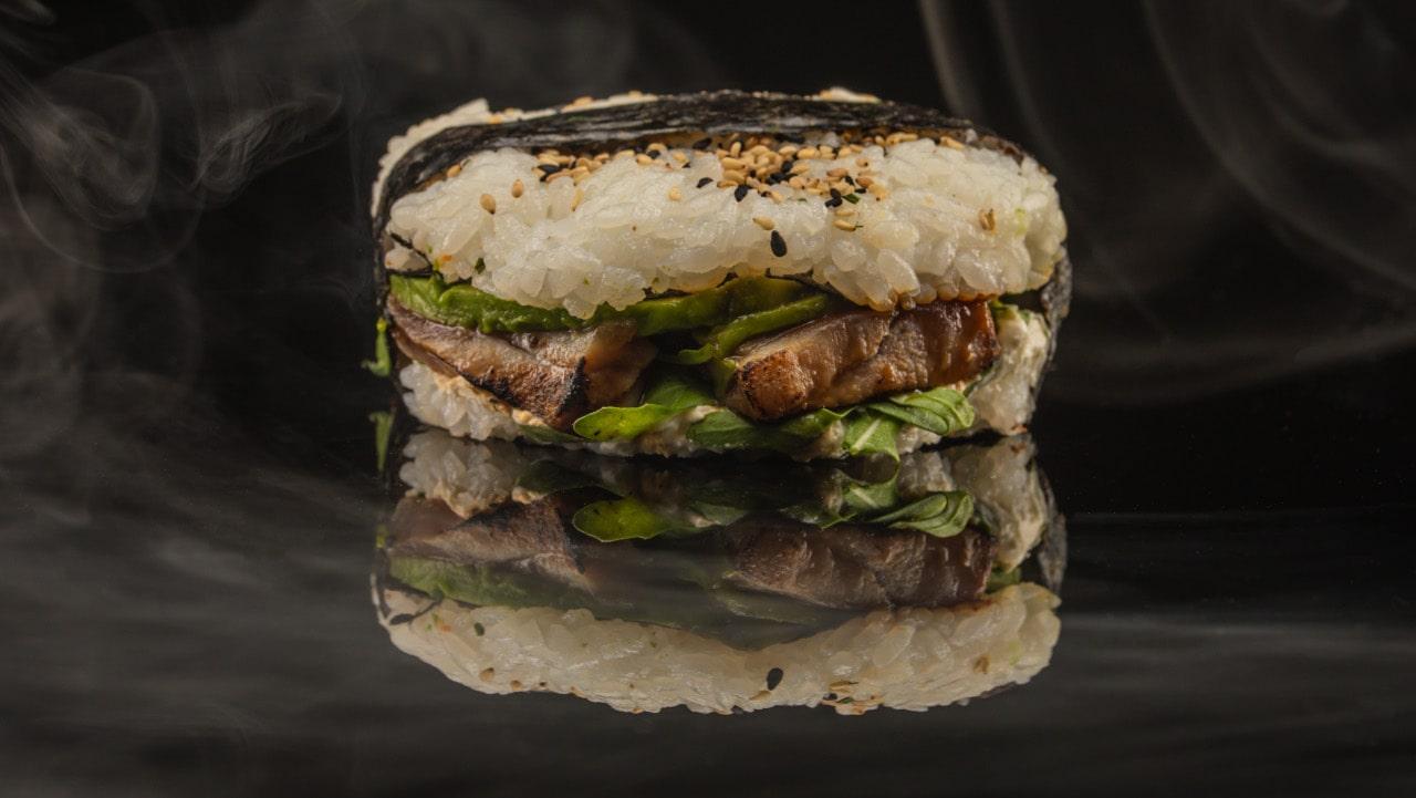 Sushi do Bairro - Sushi Burger