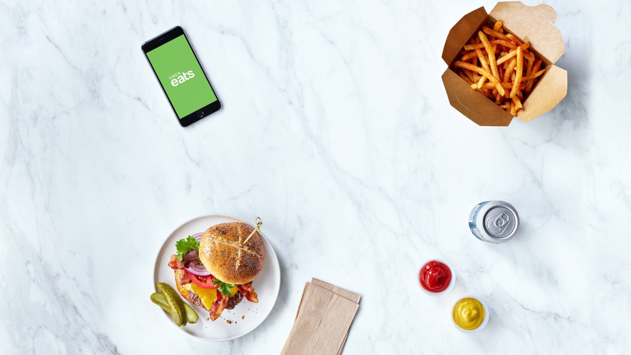 Uber Eats for Business