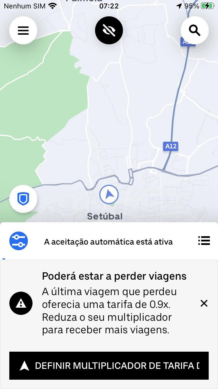 uber tarifa 2
