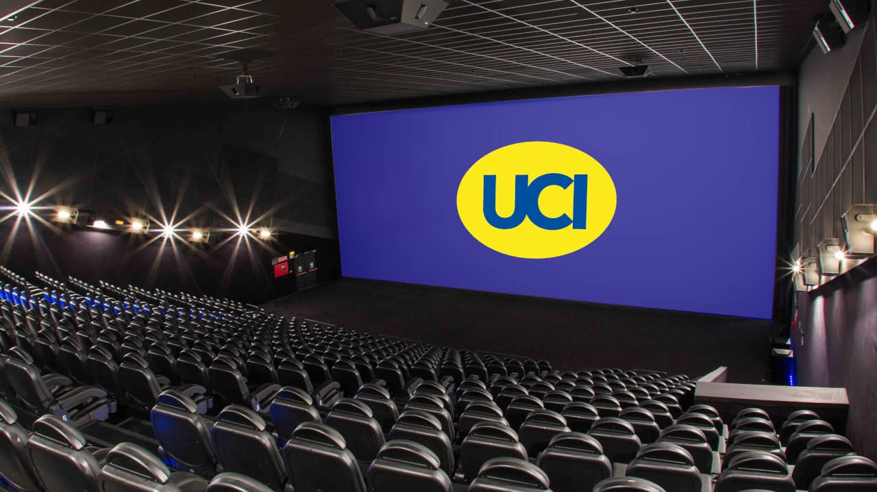UCI Cinemas salas