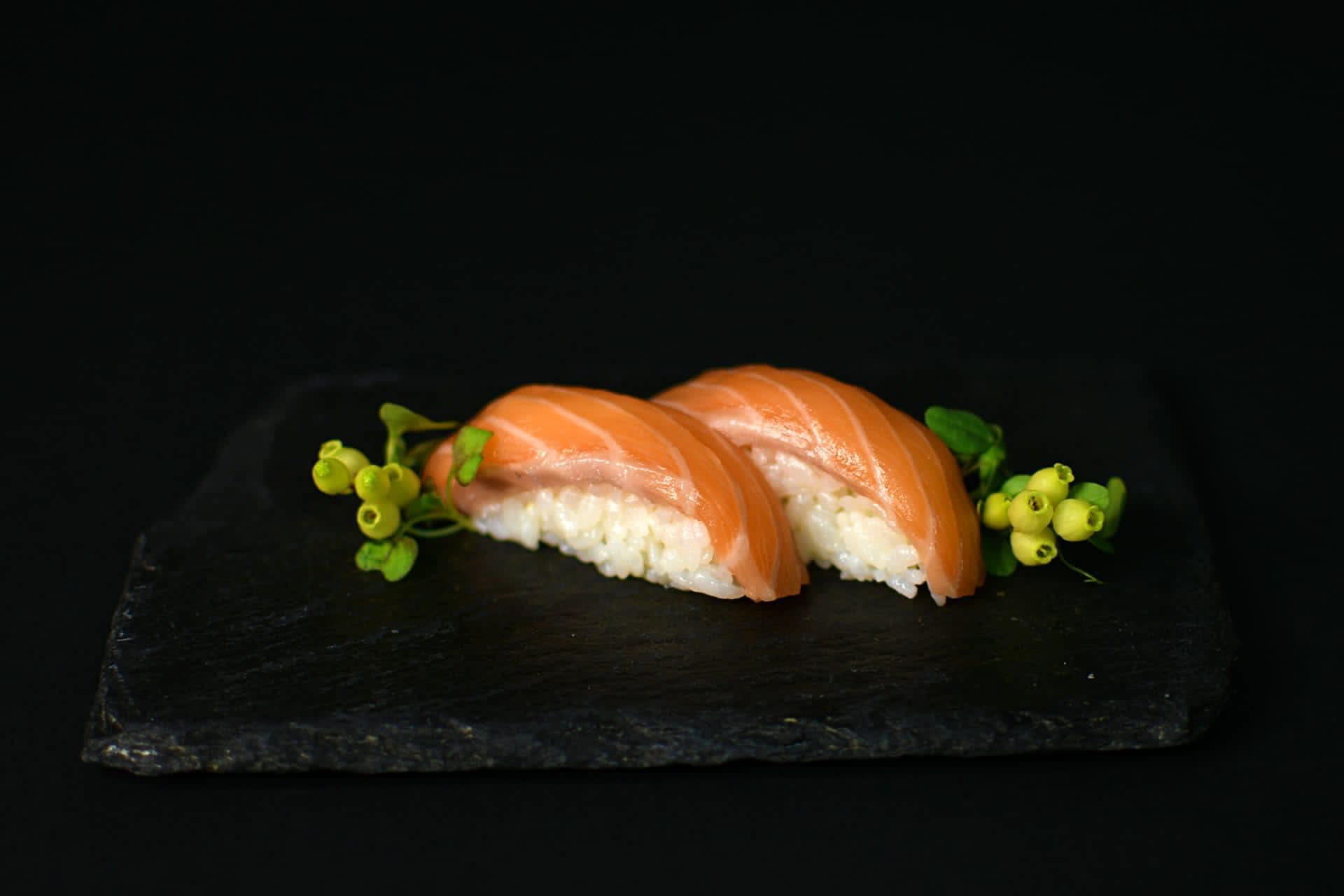 Omotenashi Sushi bar niguiris