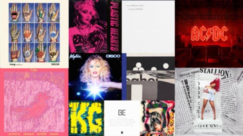 Música - Álbuns essenciais (novembro 2020)