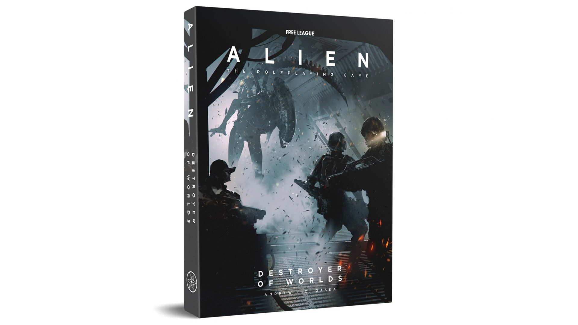 Alien, The Roleplaying Game