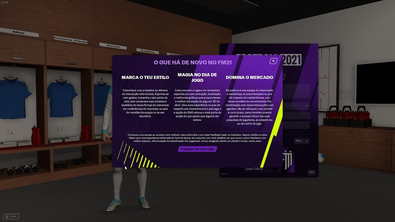 Análise - FM 2021
