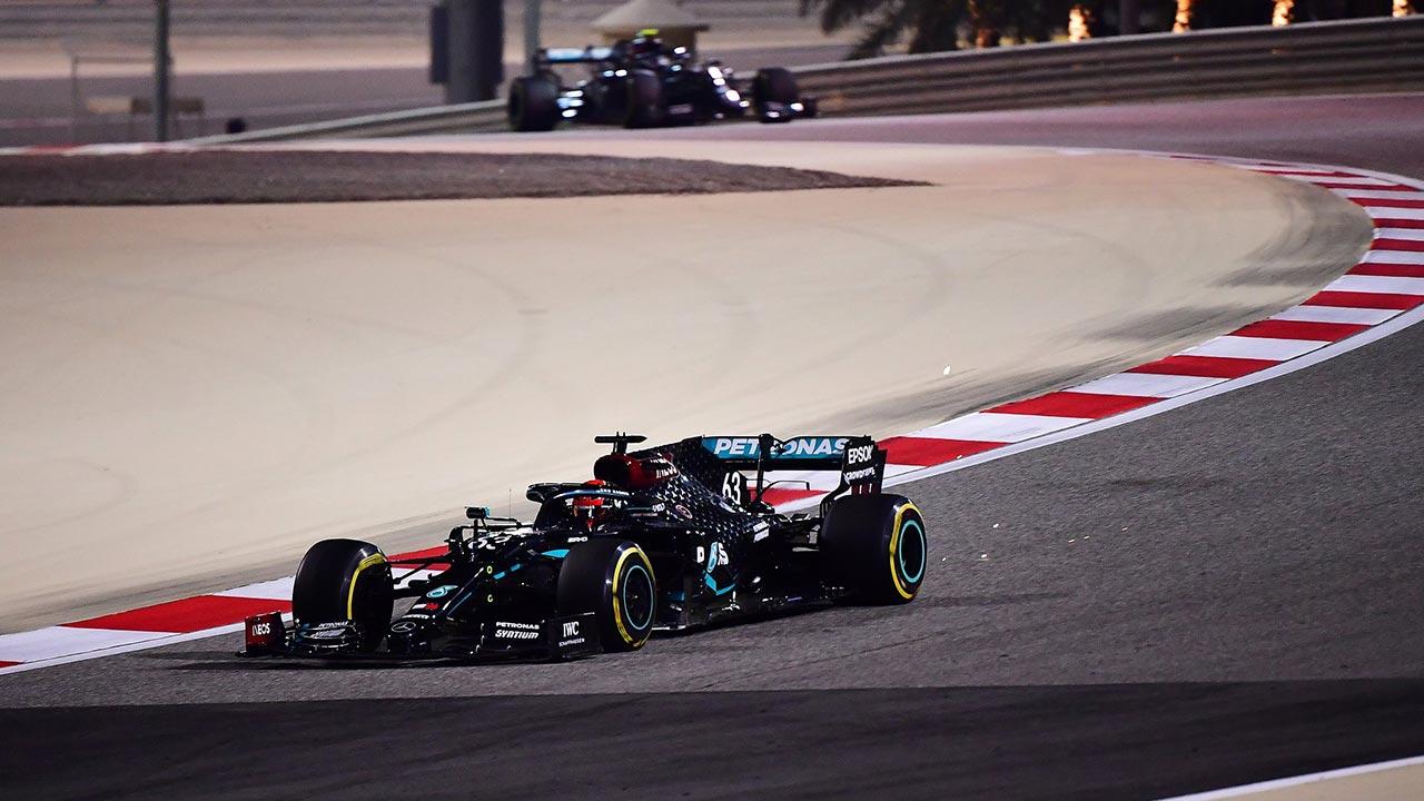 Fórmula 1 - Grande Prémio do Sakhir