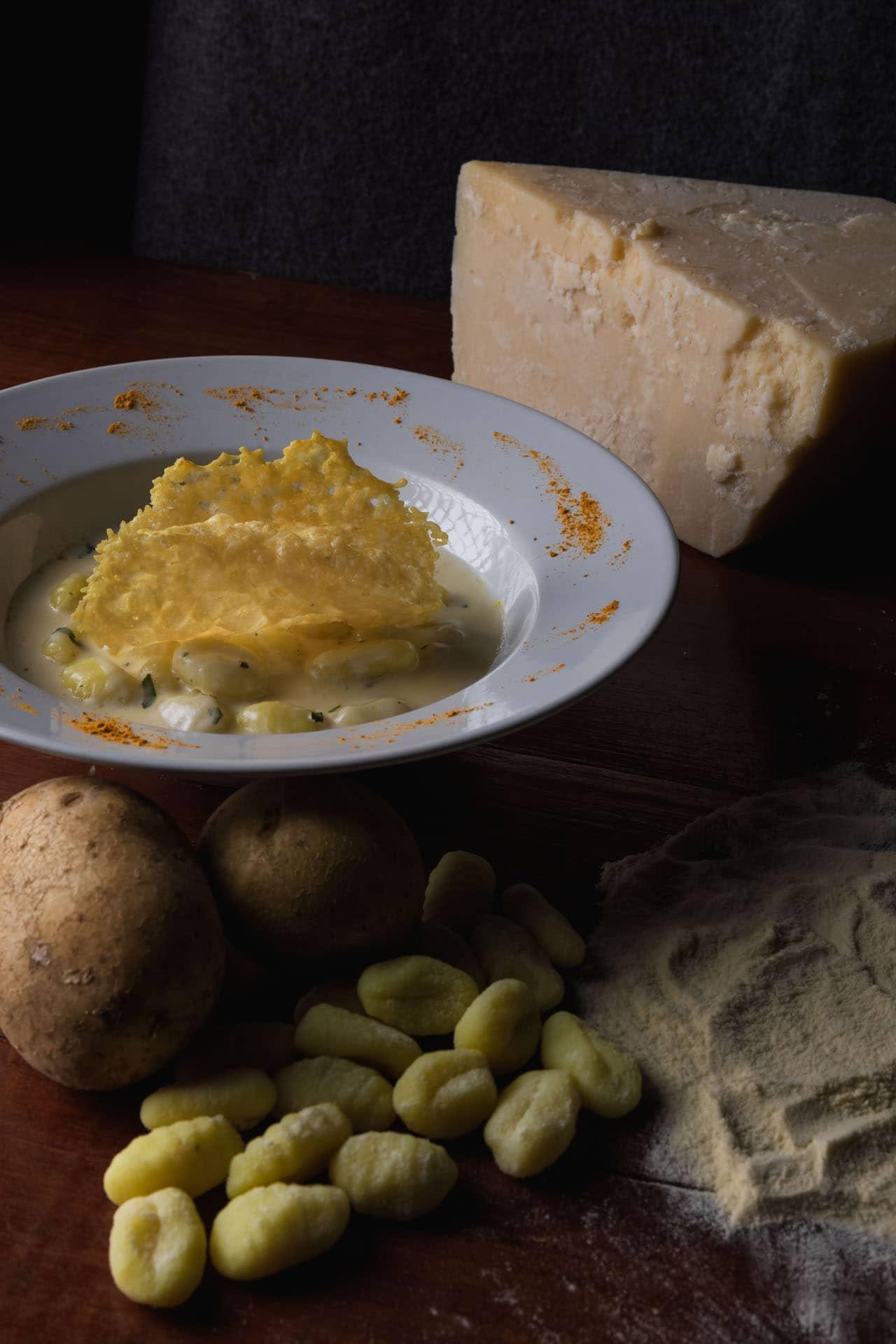 gnocchi 4 formaggi