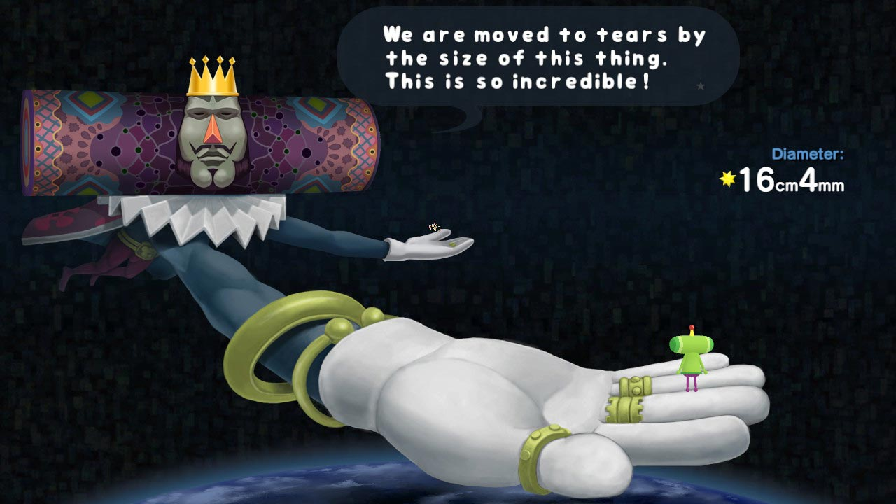 katamari damacy reroll review echo boomer 3