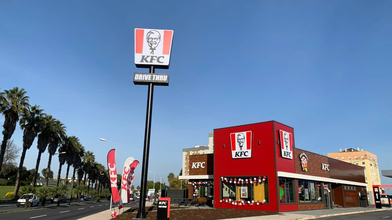 KFC na Portela de Sacavém