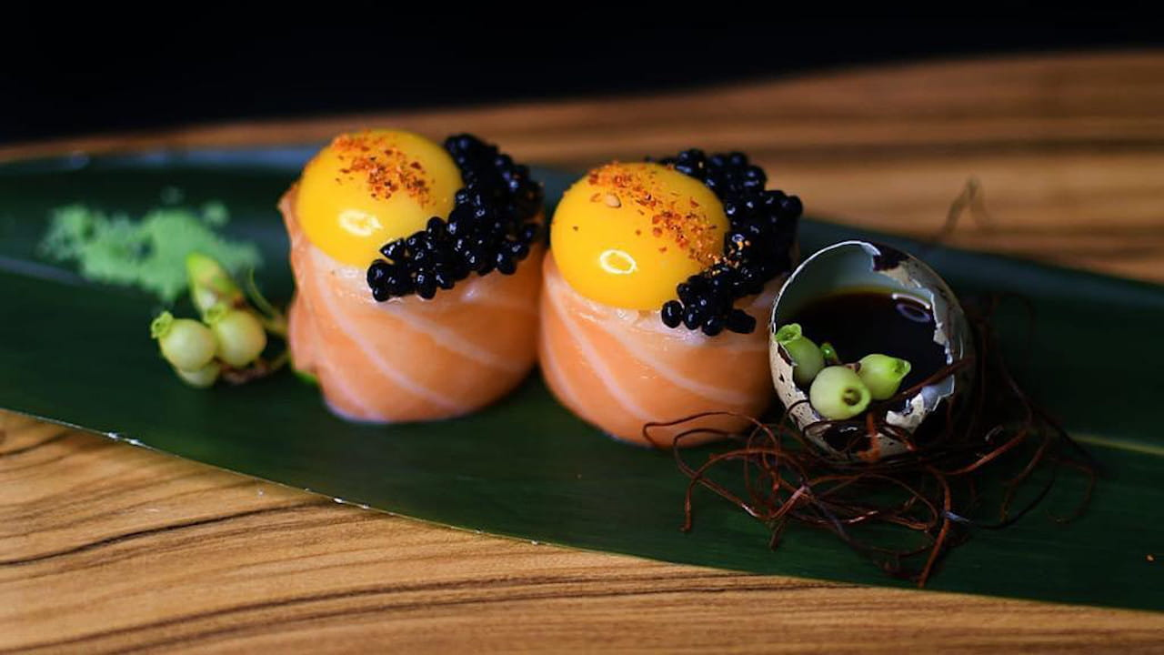 Omotenashi Sushi bar