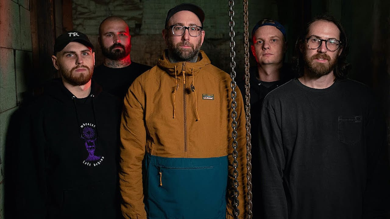 The Acacia Strain - Hell Over Europe 4
