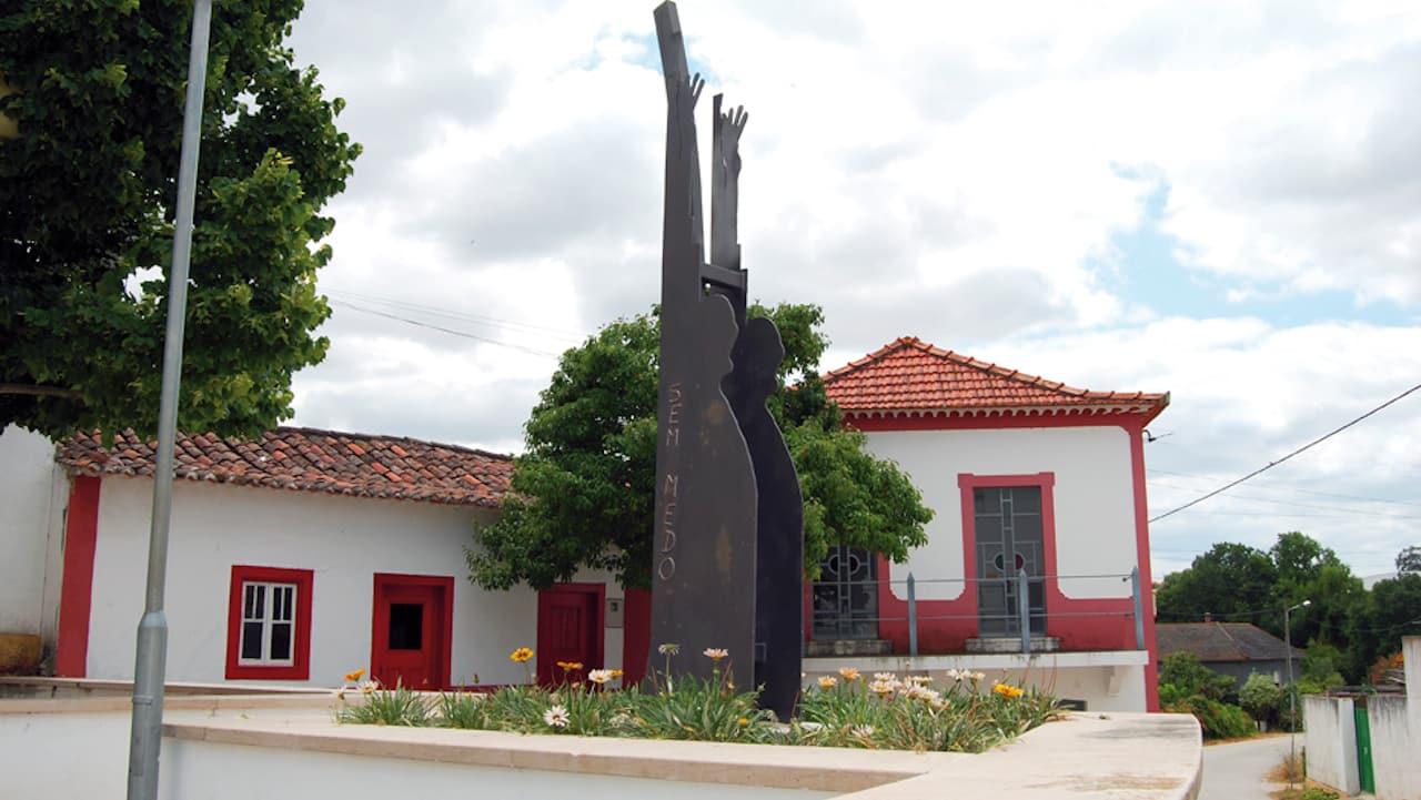 Casa Memorial Humberto Delgado