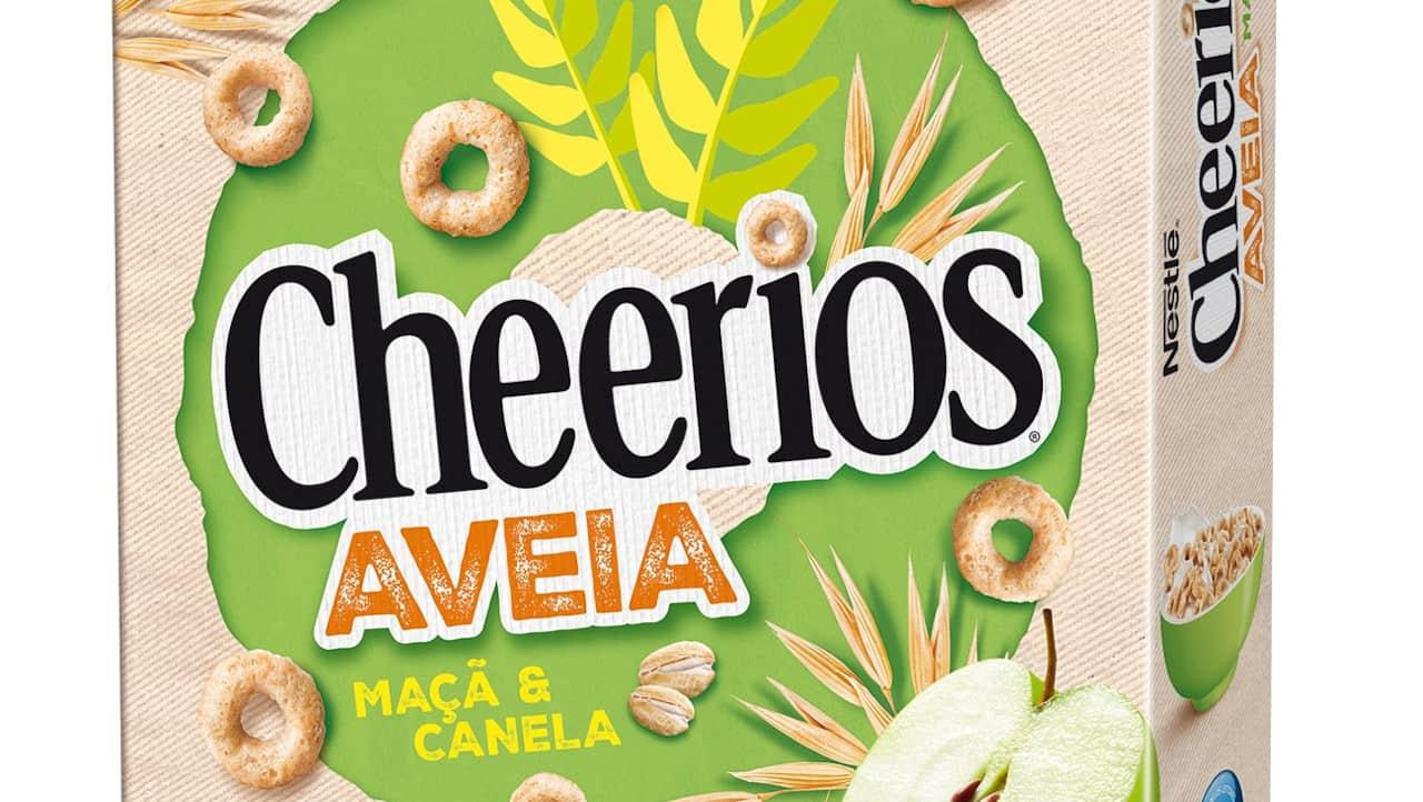 Cheerios Aveia