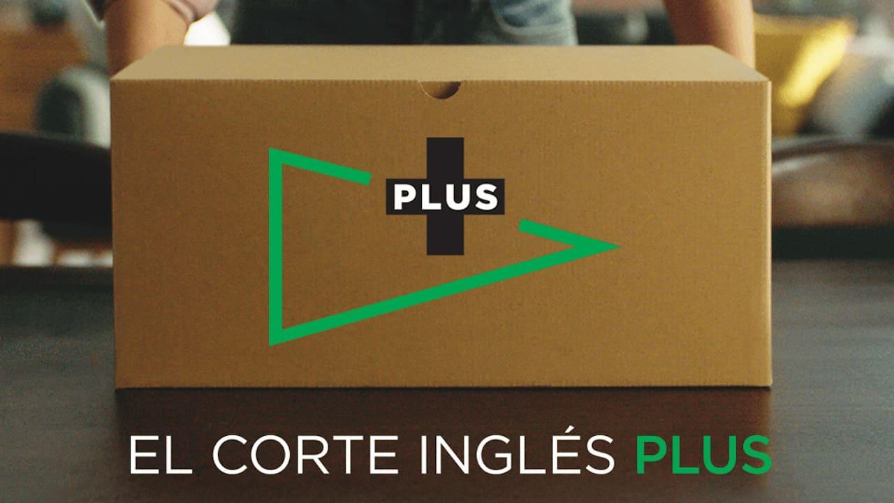 El Corte Inglés Plus