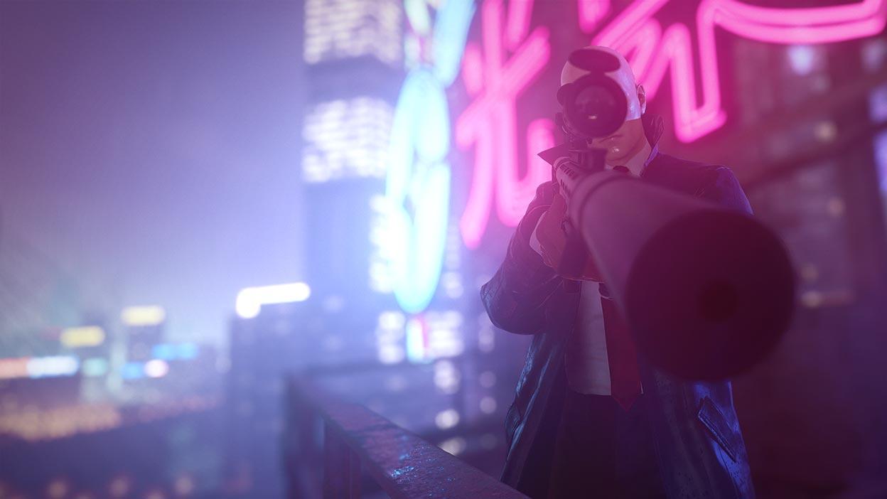 Hitman 3 PS VR