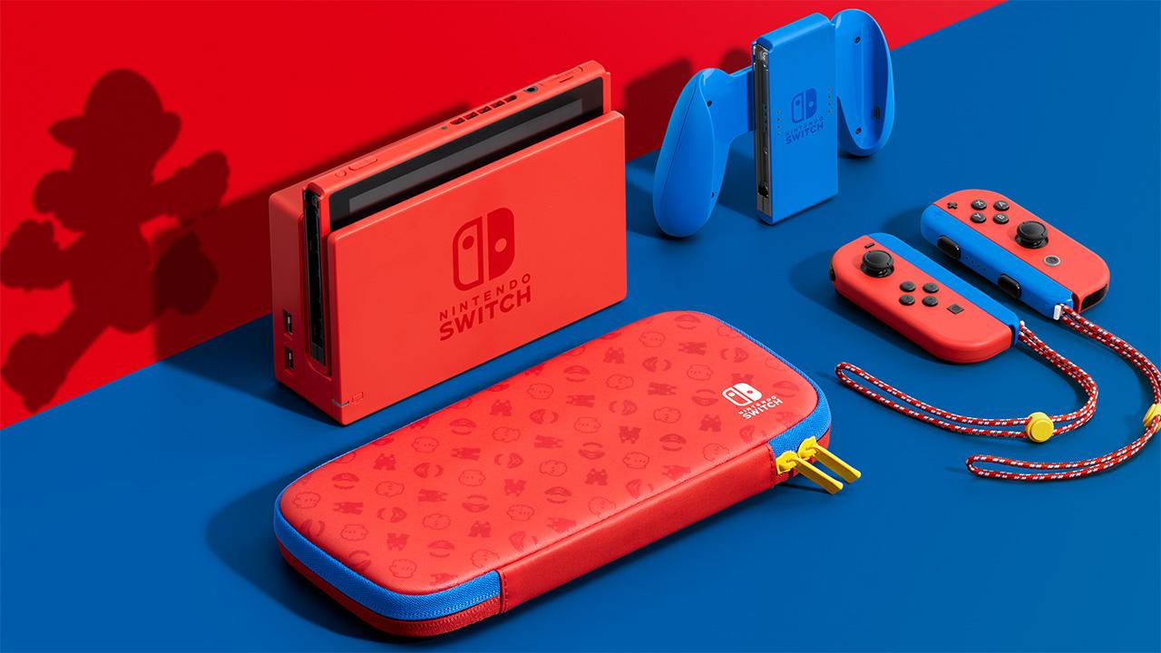 cores de Super Mario