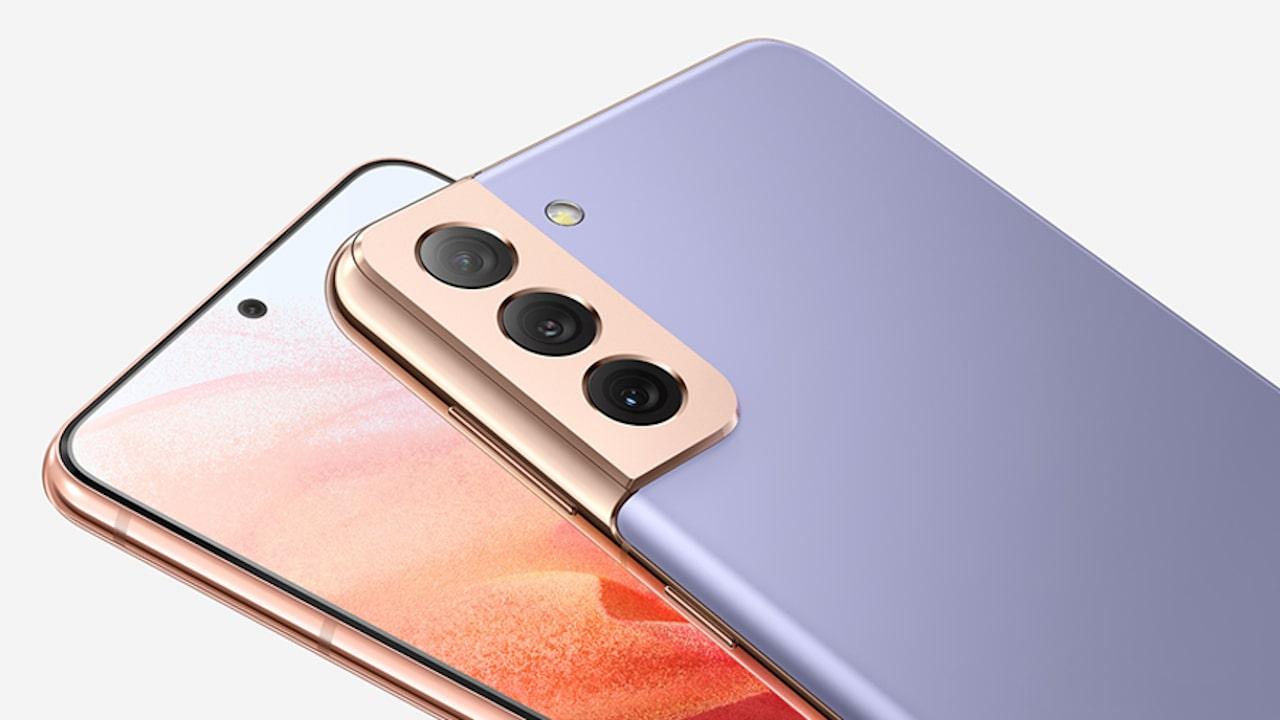 Novos Samsung Galaxy S21