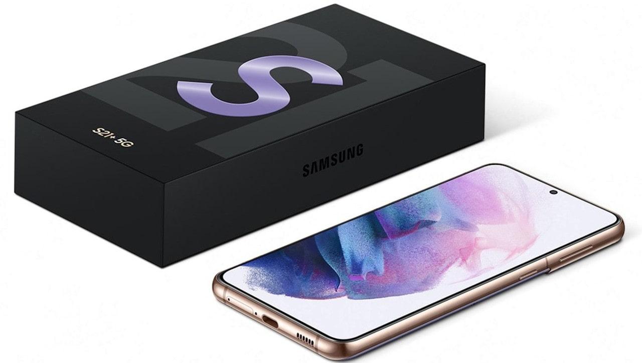 o Samsung Galaxy S21