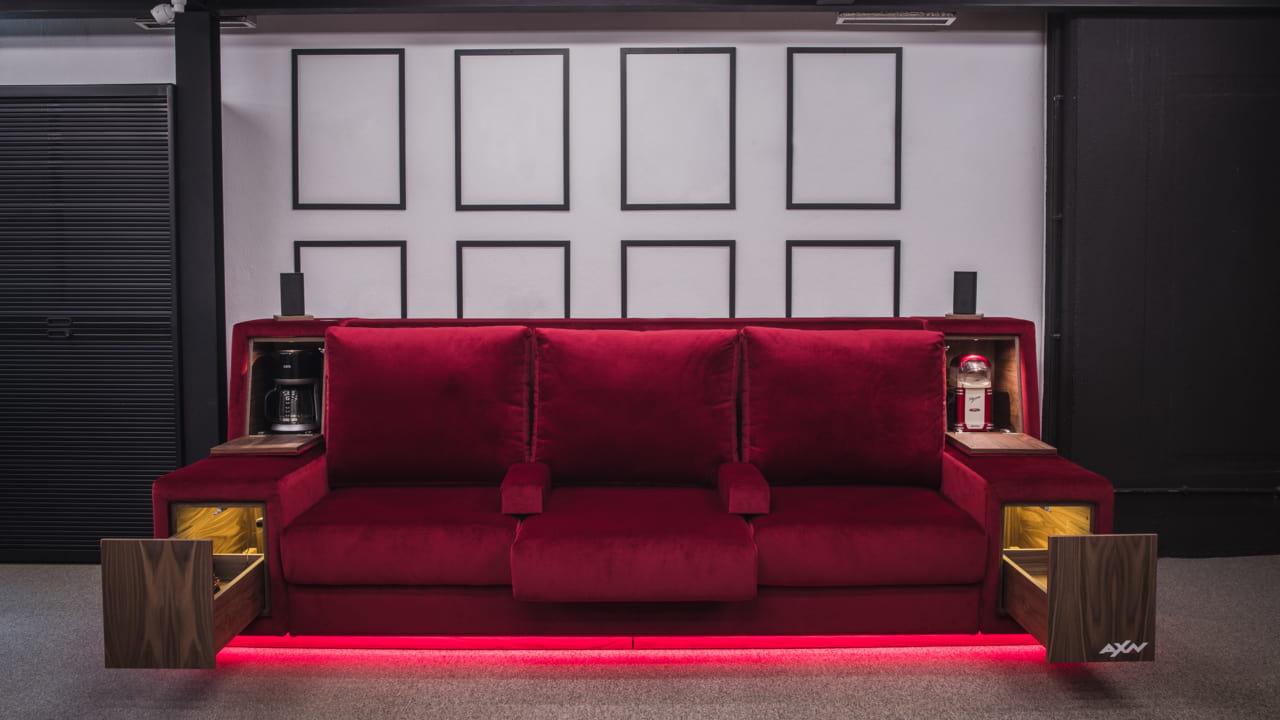 sofá perfeito