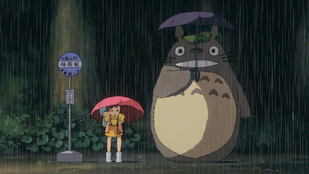 Totoro - filmes de animação
