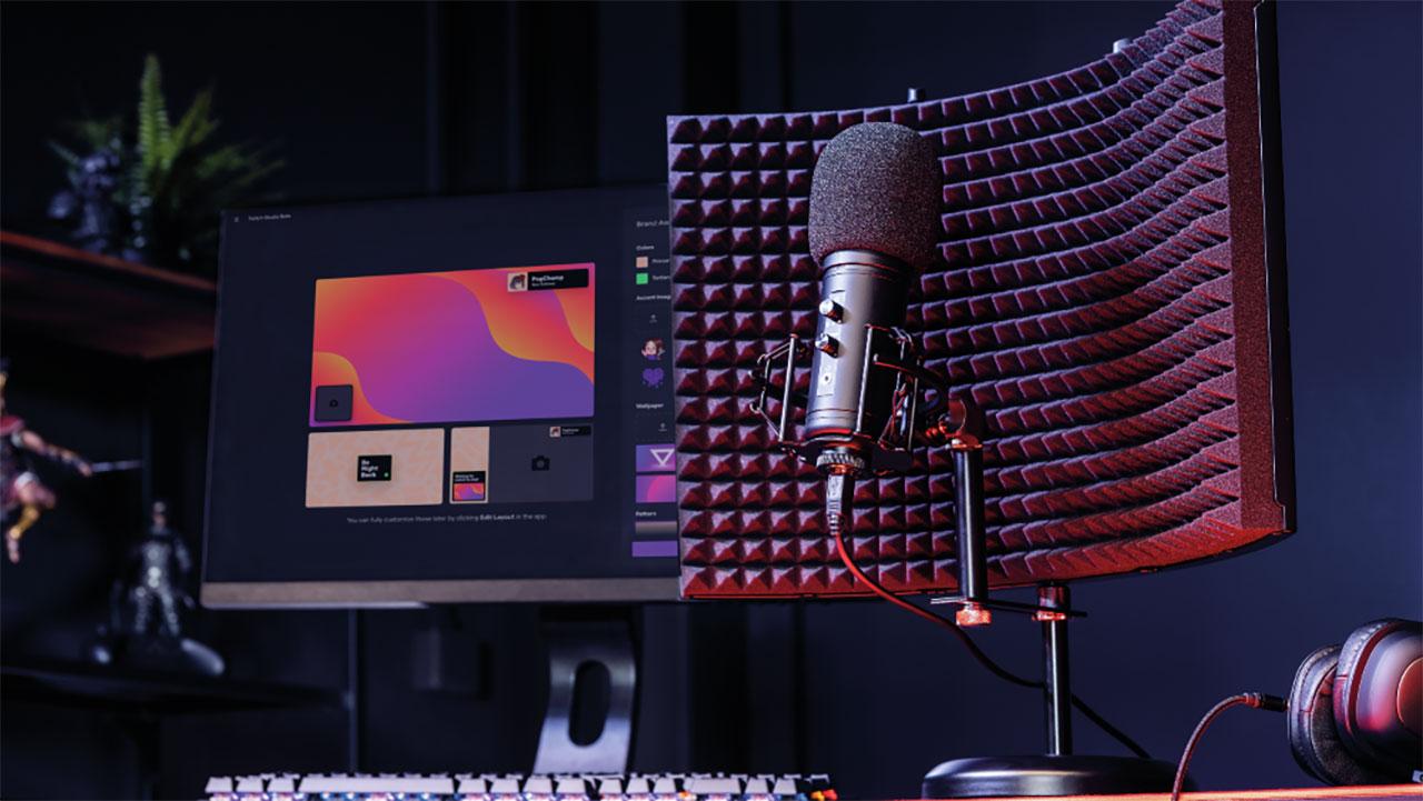 Microfone Trust GXT 259 Rudox