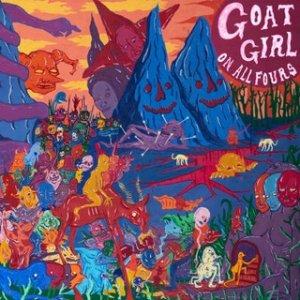 Goat Girl On All Fours