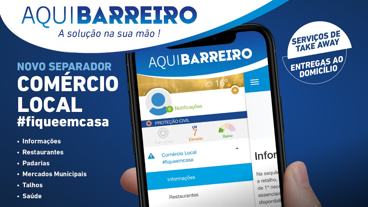 App Aqui Barreiro