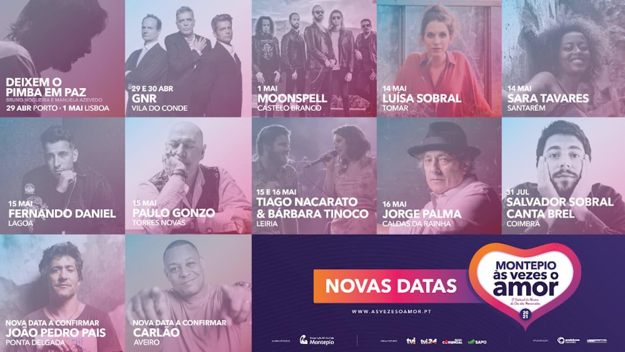 Festival Montepio Às Vezes o Amor